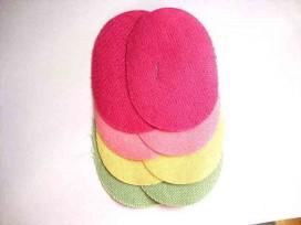 2z Kniestukken 4 paar in 4 zomerkleuren Mini