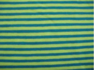 4y Tricot N Ton sur ton Streepjes Lime/Petrol 3993-123N
