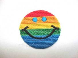 Regenboog applicatie Smile