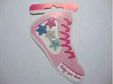Schoen applicatie Glitterster 2