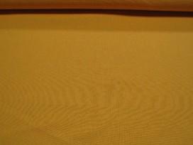 Een effen gele katoen die past bij de gele boerenbont ruiten, stippen en combi stoffen.  100% katoen  1.45 meter breed