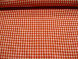 BB ruit 5x5mm. Oranje 5582-36N