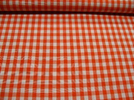 BB ruit 10x10mm. Oranje 5635-36N