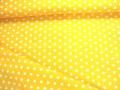 Sterretje katoen Geel/wit 1266-35N