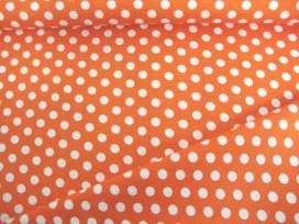 5i Middelstip Oranje/wit 5576-36N