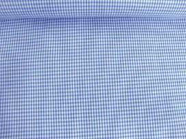BB ruit 3x3mm. Jeansblauw 5581-6N
