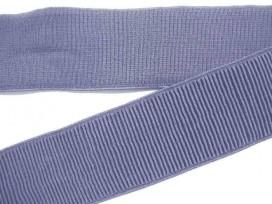 Boordband elastisch Donkergrijs
