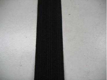Pyjama elastiek 35 mm. zwart