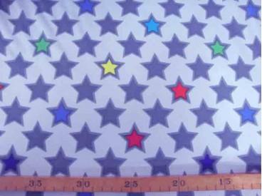 5d Softshell Lichtgrijs met ster 4141-61N