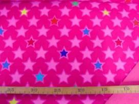 Softshell Pink met ster 4141-17N