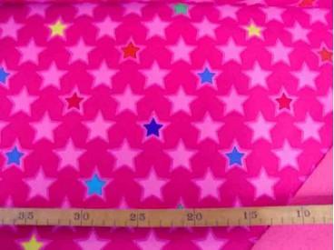 5f Softshell Pink met ster 4141-17N