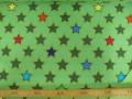 5g Softshell Limegroen met ster 4141-23N