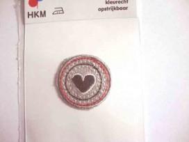 5a Applicatie cirkel Cirkel met paars hart