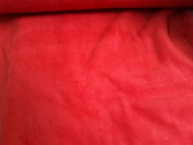 4a Fleece Warm rood 9111-16