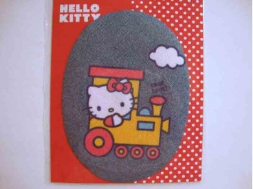 5i Hello Kitty ovaal jeans In locomotief 108