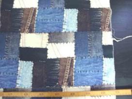 5p Decostof Digital Jeans patchwork 1236-08N