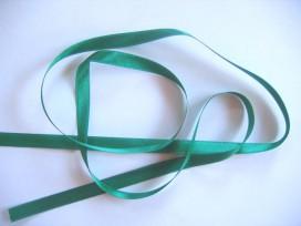 Satijnlint Groen 6 mm breed