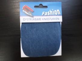 Kniestukken  Jeans 8404
