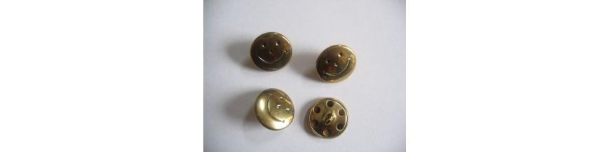Smiley knopen