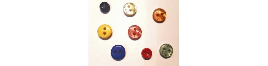 Mini Knopen van 9 mm en kleiner