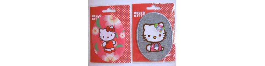 Hello Kitty Ovale applicaties.