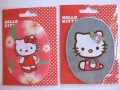 Hello Kitty Ovale applicaties.