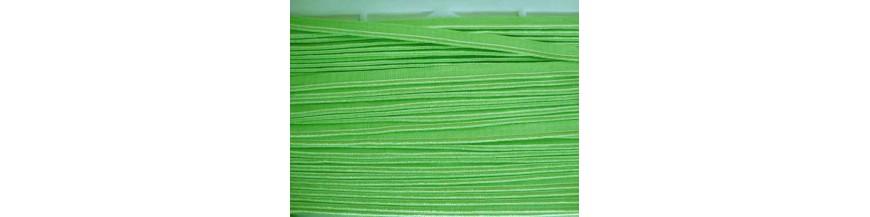 Paspelband dubbelzijdig elastisch