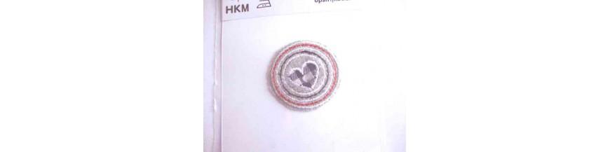 Cirkels applicatie met hart