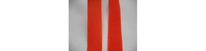 Klittenband  opnaaibaar 2 cm breed