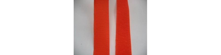 Klittenband opnaaibaar  2 cm