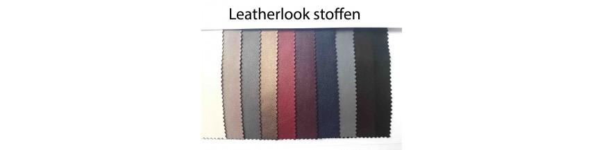 Kunstleer stof en Leather Look stoffen