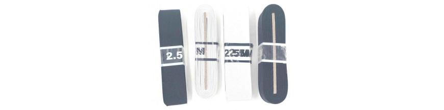 Pyama elastiek en stevig elastiek in bundels